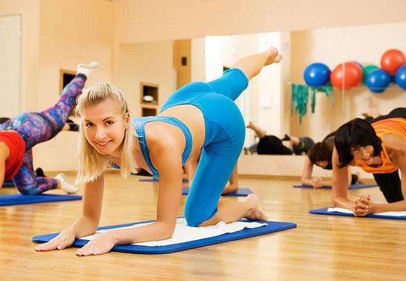 Фитнес для здоровья