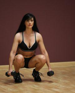 Фото силовые тренировки для женщин