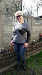 Светлана похудела на 8 кг Житомир