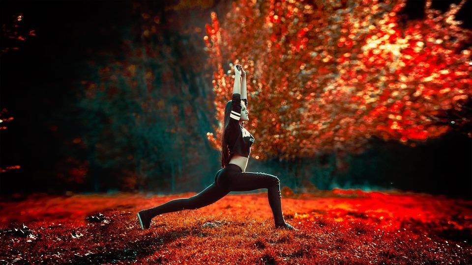 Фото йога для здоровья