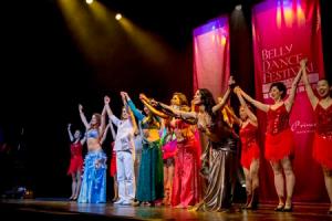 Фото восточный танец живота в Житомире