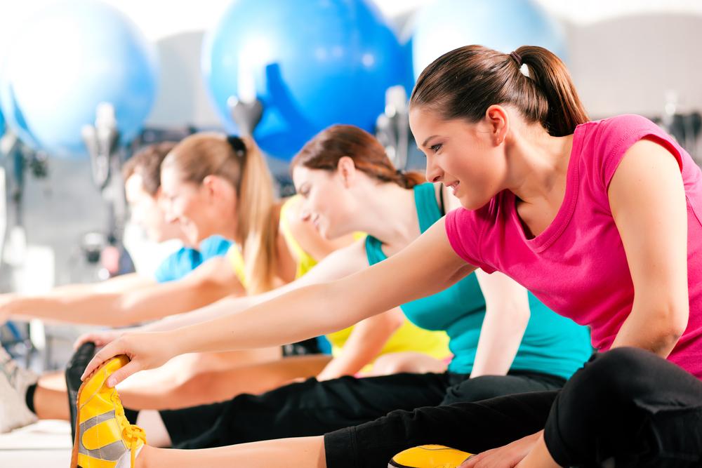 фитнес тренеровка
