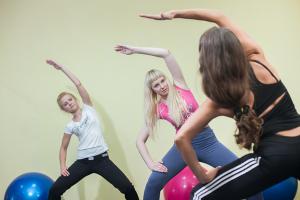 фитнес в Житомире