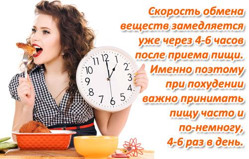 через сколько часов кушать