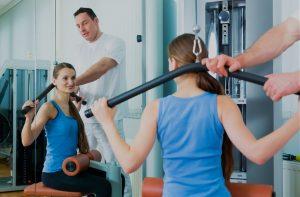 тренажерный зал при остеохондрозе