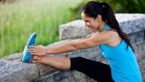 безопасность при выполнении упражнений