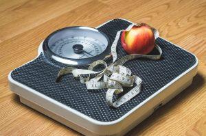похудение и весы