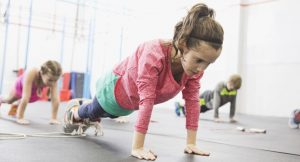 детский оздоровительный фитнес