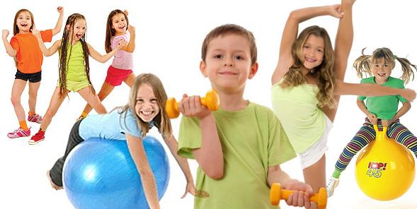 детские занятия фитнесом в Житомире