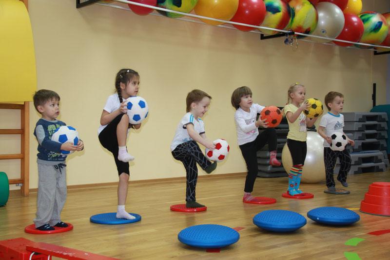 фитнес аэробика для детей в Житомире