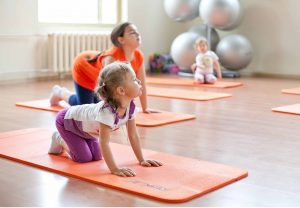 спорт и здоровье ребенка
