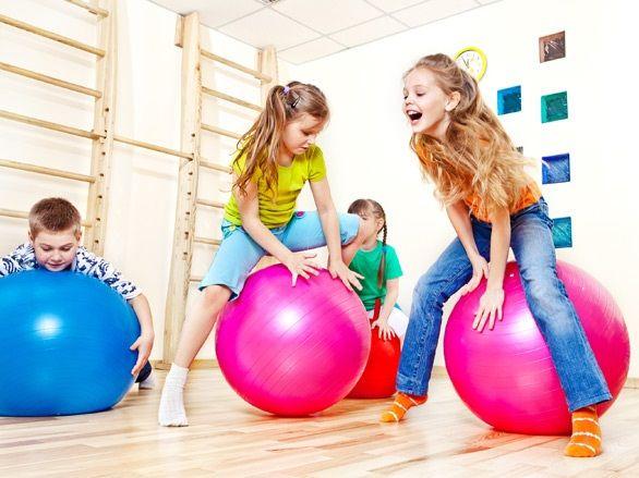 детский фитнес в Житомире