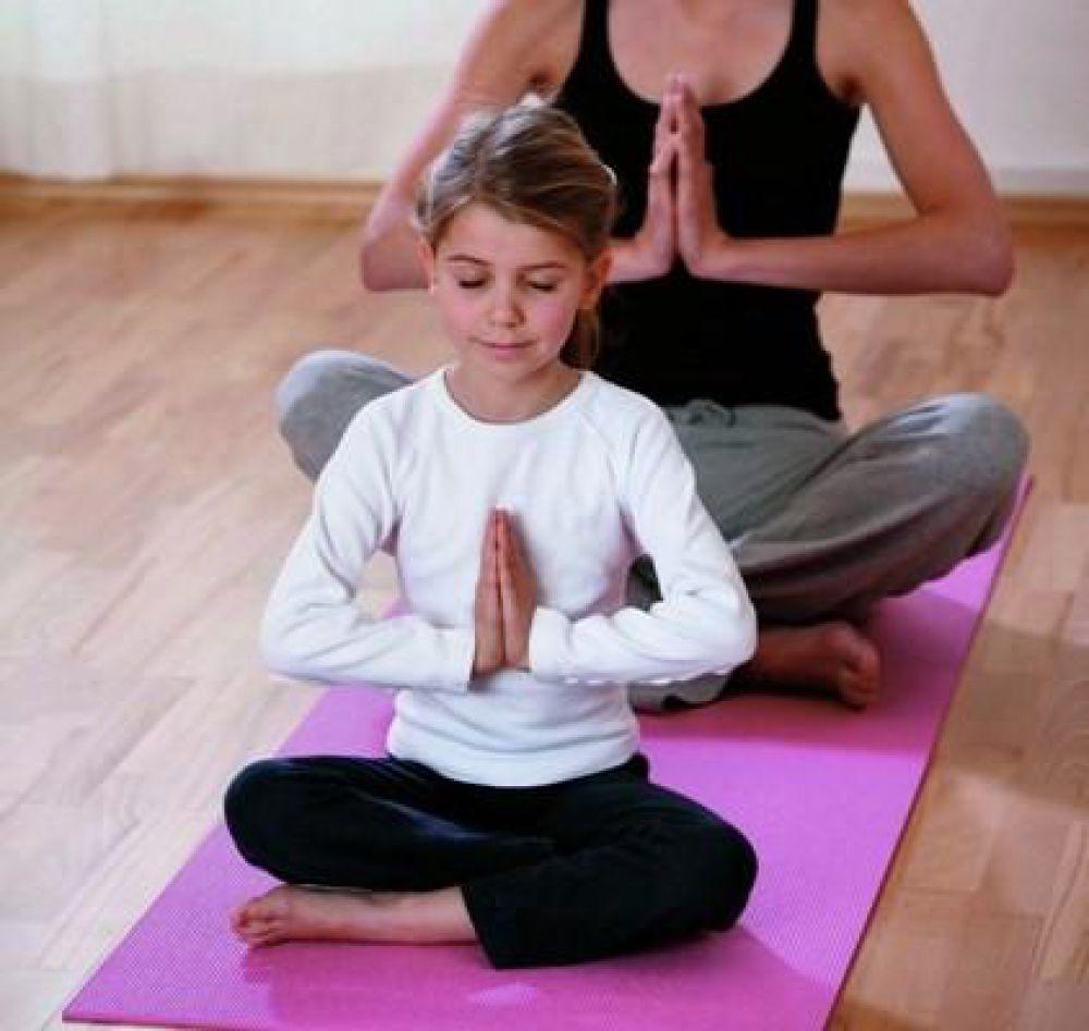польза детской йоги
