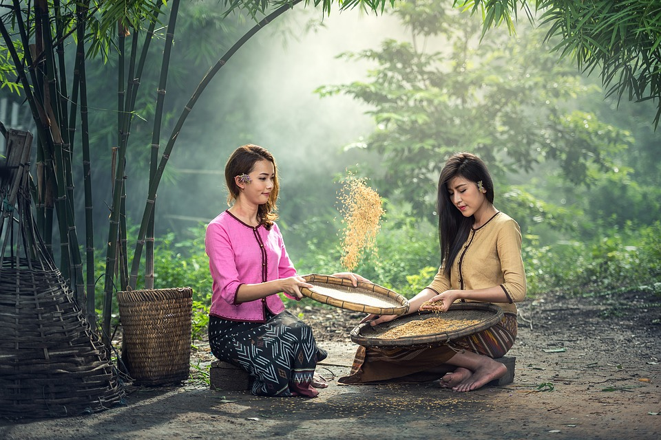 правильная обработка риса