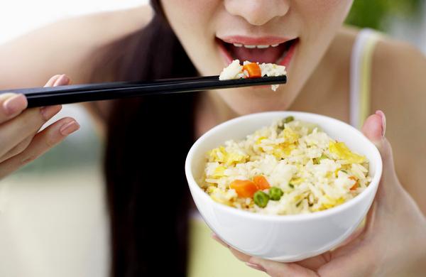 можно ли поправиться от риса