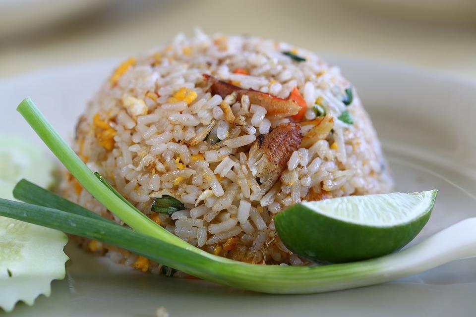 Толстеют ли от риса вареного на воде