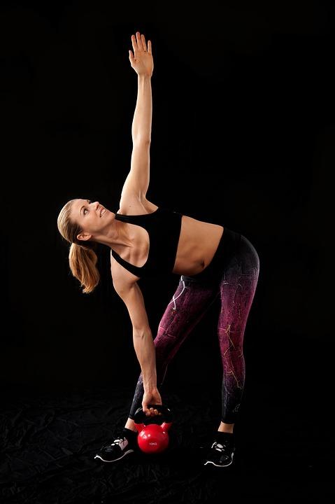 фитнес с отягощением