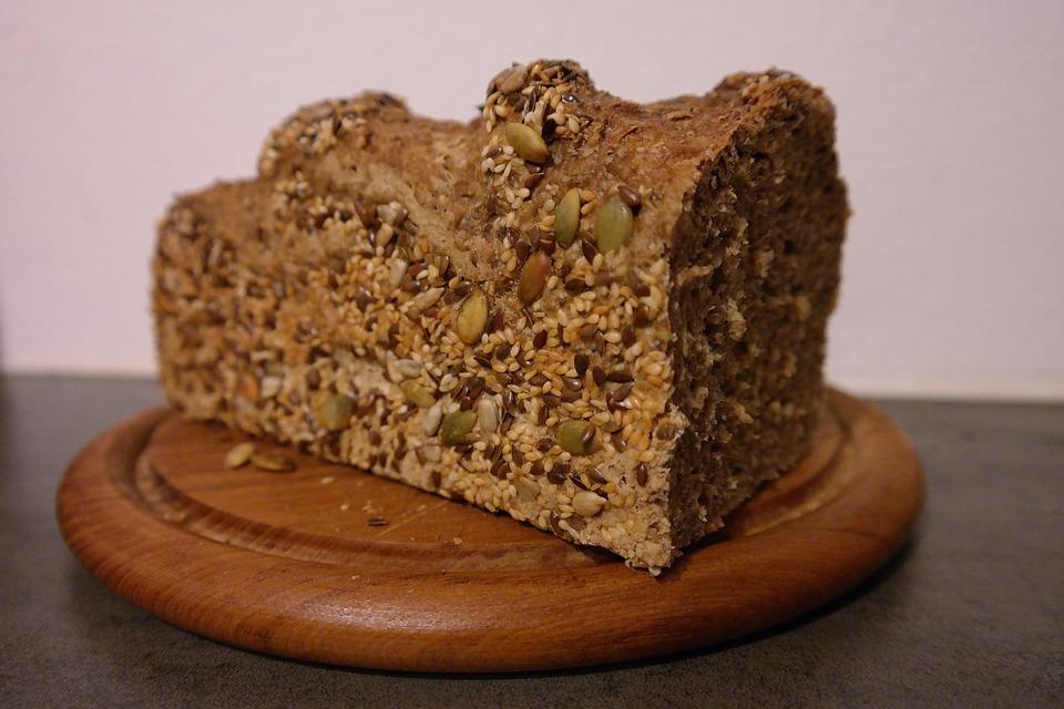 хлеб из муки твердых сортов пшеницы