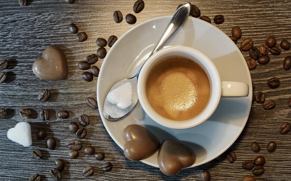 кофе польза утром