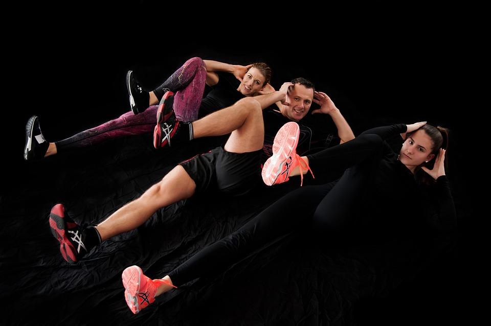 фитнес помогает похудеть